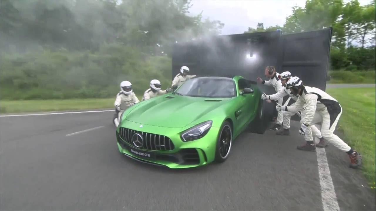 2017 Mercedes AMG GT R