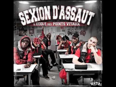 CASCADÉ TÉLÉCHARGER MP3 DASSAUT SEXION