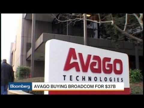Avago Buys Broadcom, Who's Next in a Tech Merger?