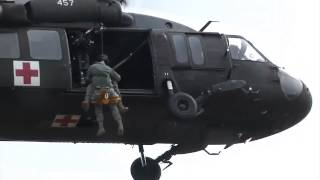 Arkansas 77th Theater Aviation Brigade Conducts Training at Pinnacle Mountain State Park!