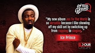 On The Ground: Ice Prince Talks Big 2017 Plans x Roc Nation Affiliation #J2TW