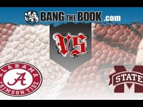 2015-11-14 No. 2  Alabama at No. 17 Mississippi State No Huddle