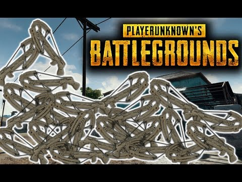 Crossbow Mountain | Playerunknown's Battlegrounds Ep. 188