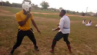 TOTAL COMBAT ACADEMY - Sparring