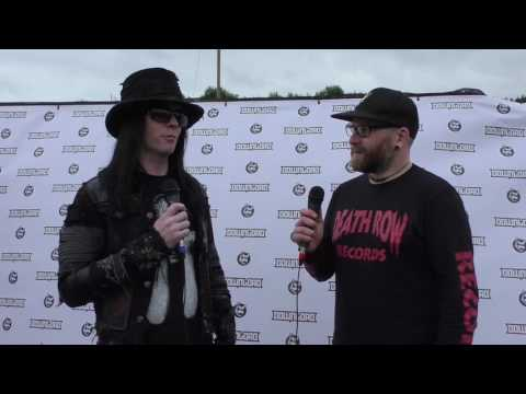 Wednesday 13 Interview Download Festival 2017