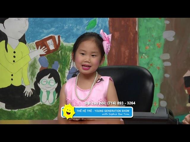 Thế Hệ Trẻ Phần 2 SOPHIE   IVALYN LE   JENNIFER TA