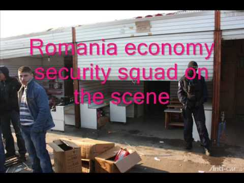 Romania Economy Security Guard Bully Small Business Owners