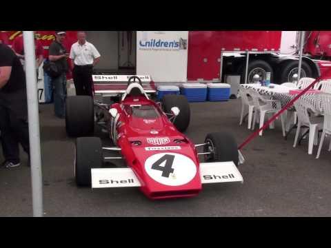 1971 Jacky Ickx Formula 1 Ferrari Winner Of 1972 Nurburgring (German) F1 Grand Prix