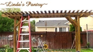 ~outdoor Wood Protection Review With Linda's Pantry~