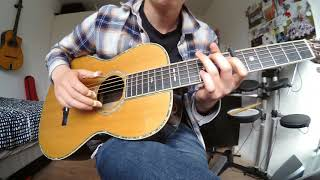 Gabrielle Aplin - Waking Up Slow - Fingerstyle Guitar Cover