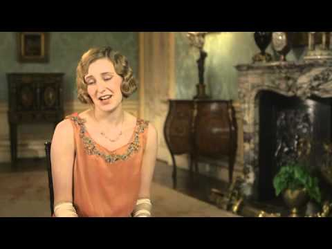Interview with Laura Carmichael from Downton Abbey