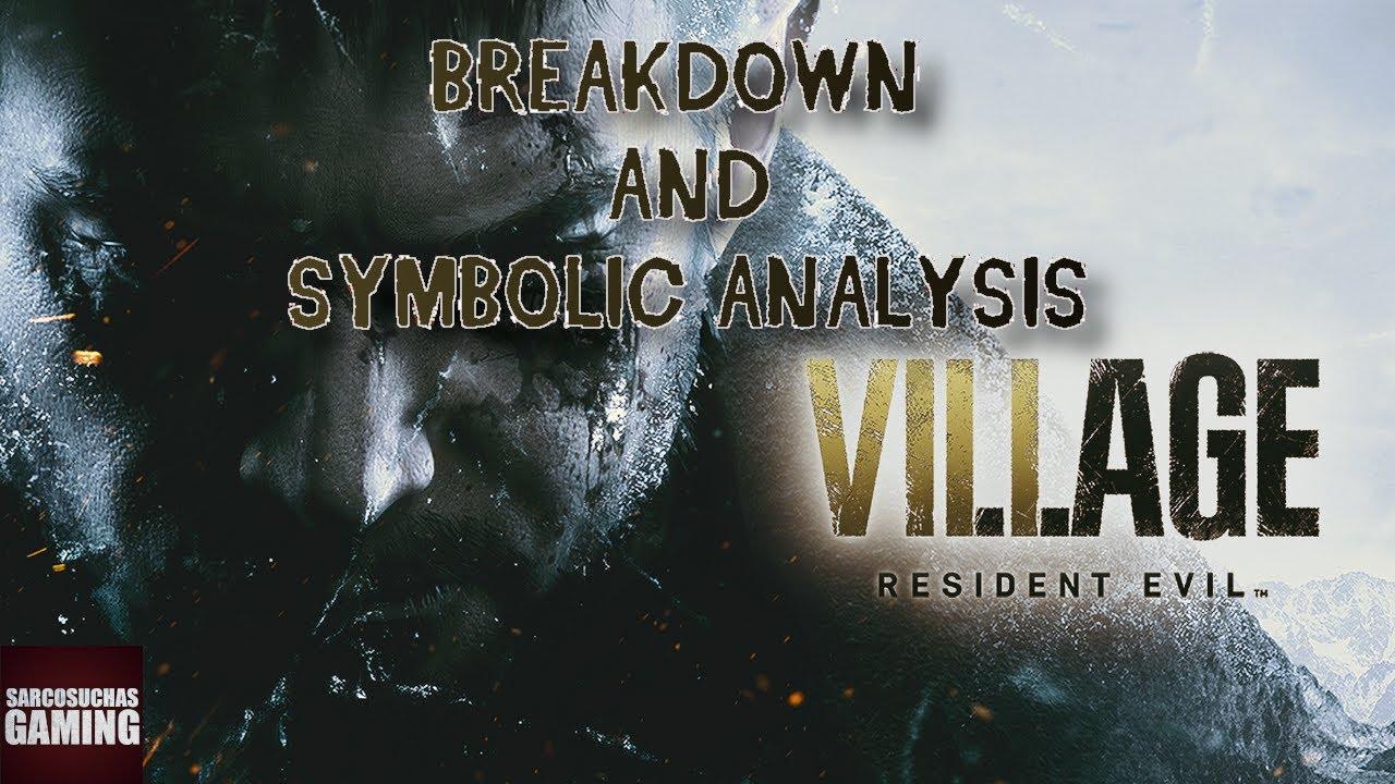 Resident Evil 8 Village Trailer Breakdown Symbolism Analysis Youtube