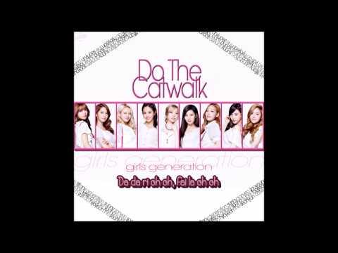 SNSD - Do The Catwalk [SUB ITA]