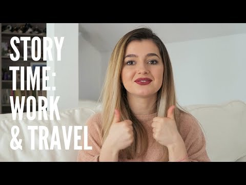 STORY TIME: WORK AND TRAVEL EXPERIENCE // PART I - denisasim