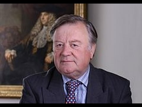 Conservative MP Chancellor Of The Exchequer Kenneth Clarke Life Story Interview