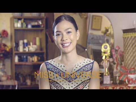 Up Close: Miss Universe Indonesia Kezia Warouw
