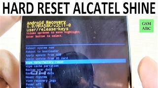 Hard Reset Alcatel Secure Phone - Bikeriverside