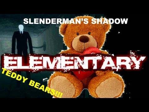 Slender Elementary - Find 8 Teddy Bears!?! LOL (Slenderman's Shadow Game) +Download