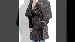 видео купить женское пальто