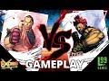 Street Fighter EXCEED - Dan VS Akuma