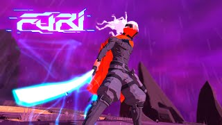 Furi Gameplay - First Boss