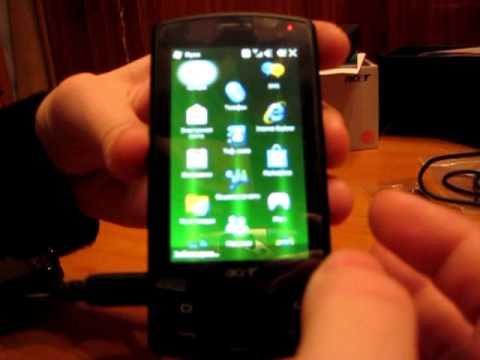Acer E101
