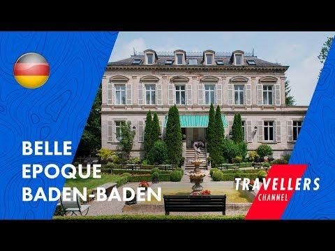 BELLE EPOQUE BADEN-BADEN || HOTEL REVIEW & VIDEO GUIDE