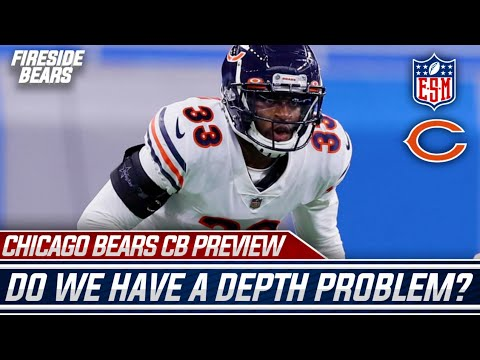 Do the Chicago Bears have CB problem?