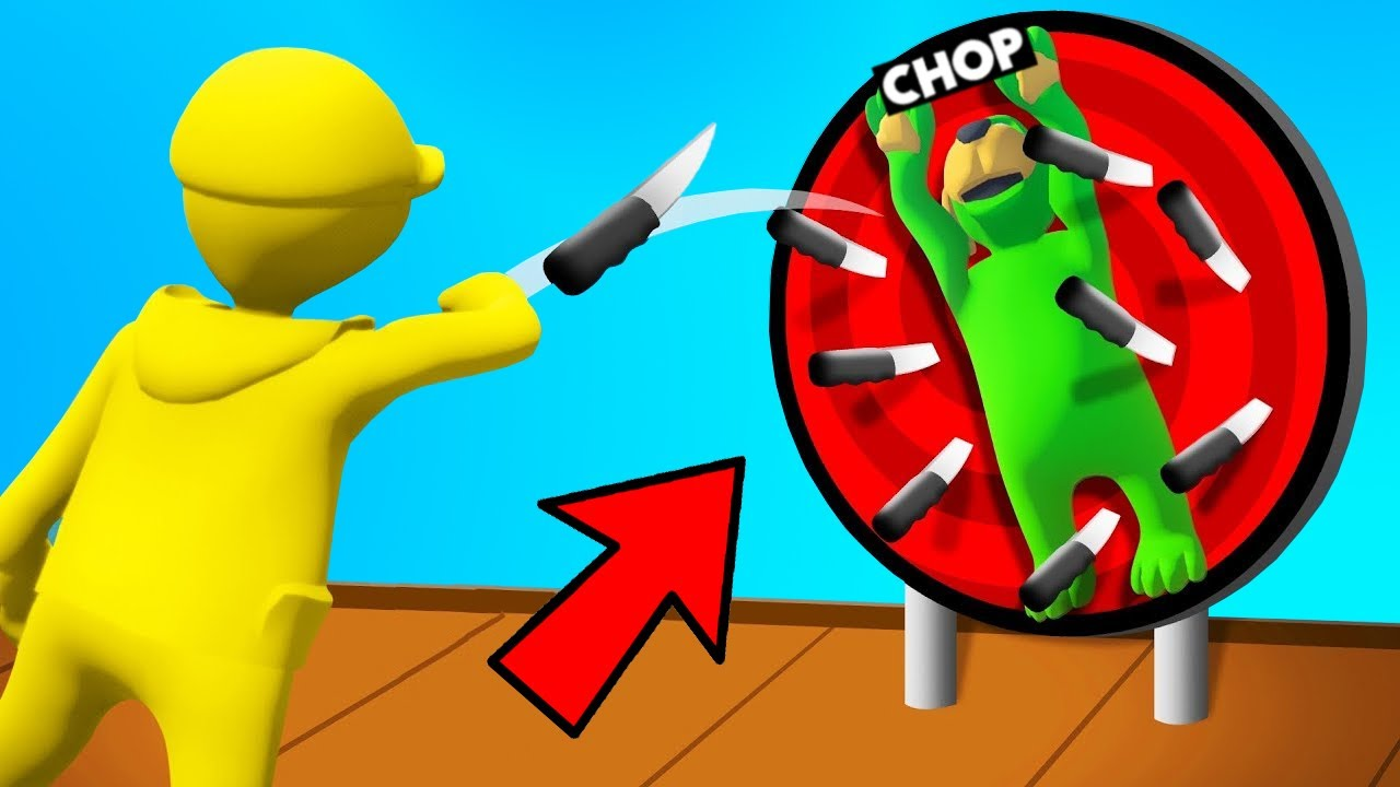 CHOP ALMOST GOT KILLED BY THIS KNIFE IN HIDE & SEEK