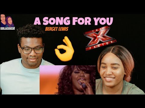 Berget Lewis: Dutch Singer Sings Her Heart Out! Bootcamp The X Factor UK 2017| REACTION