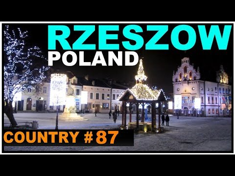 A Tourist's Guide to Rzeszow, Poland