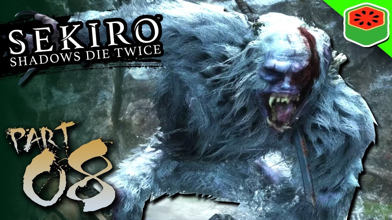 PART 8 - THE CRAZY APE | Sekiro: Shadows Die Twice