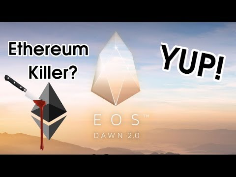 EOS Deep Dive - King Crypto In 2018?