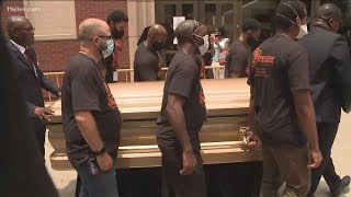 Rayshard Brooks funeral set for today