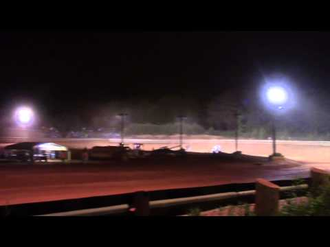 Travelers Rest Speedway 600cc Mini Sprint Race - May 8, 2015