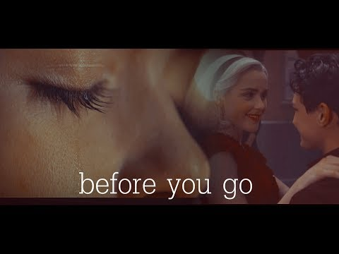 sabrina & nick::: before you go
