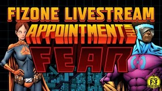 FiZone Fighting Fantasy - Appointment with F.E.A.R.!!! Oh No!!!
