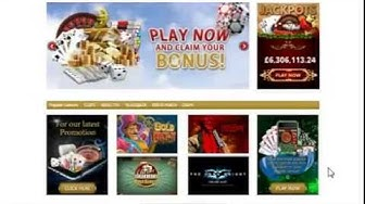 Begin Playing in Gold Club Casino and Receive 50% in return + Free Spins!