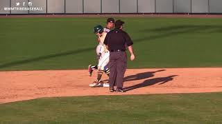 2018 Tribe Baseball: Maryland Game Highlights