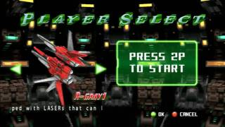 RayStorm HD Stage 1 XBOX360