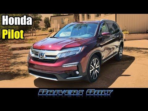 2019 Honda Pilot Elite - Perfect 3 Row Family SUV?