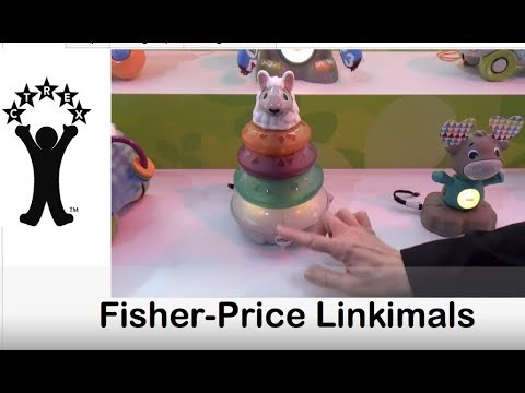 Fisher-Price Linkimals