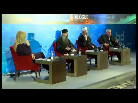 Day 2 - Panel: Religion in the Balkans – A Point of Connection or a Point of Contention?