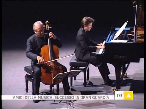 ALAIN MEUNIER, violoncello