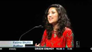 Fatima Bhutto critical of bin Laden raid