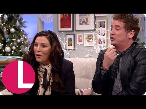 Jessie Wallace and Shane Richie Shocked at Lorraine's Personal Question | Lorraine