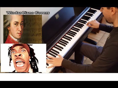 How to change classical piano piece into hip hop song