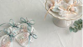 사탕, 초코볼 귀엽게 선물포장하는 법 | 화이트데이 선…