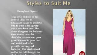 Formal Dresses  Flattering Styles to Suit Me Thumbnail