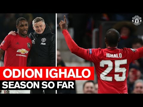 Season So Far | Odion Ighalo | Manchester United 2019/20